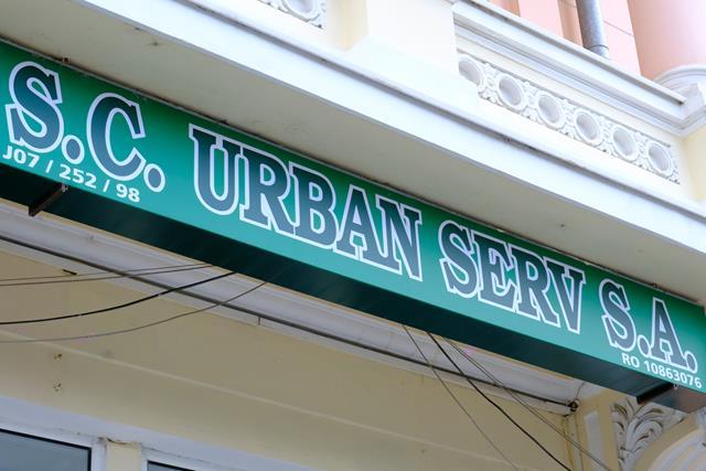 Anunț: Licitație organizată de Urban Serv