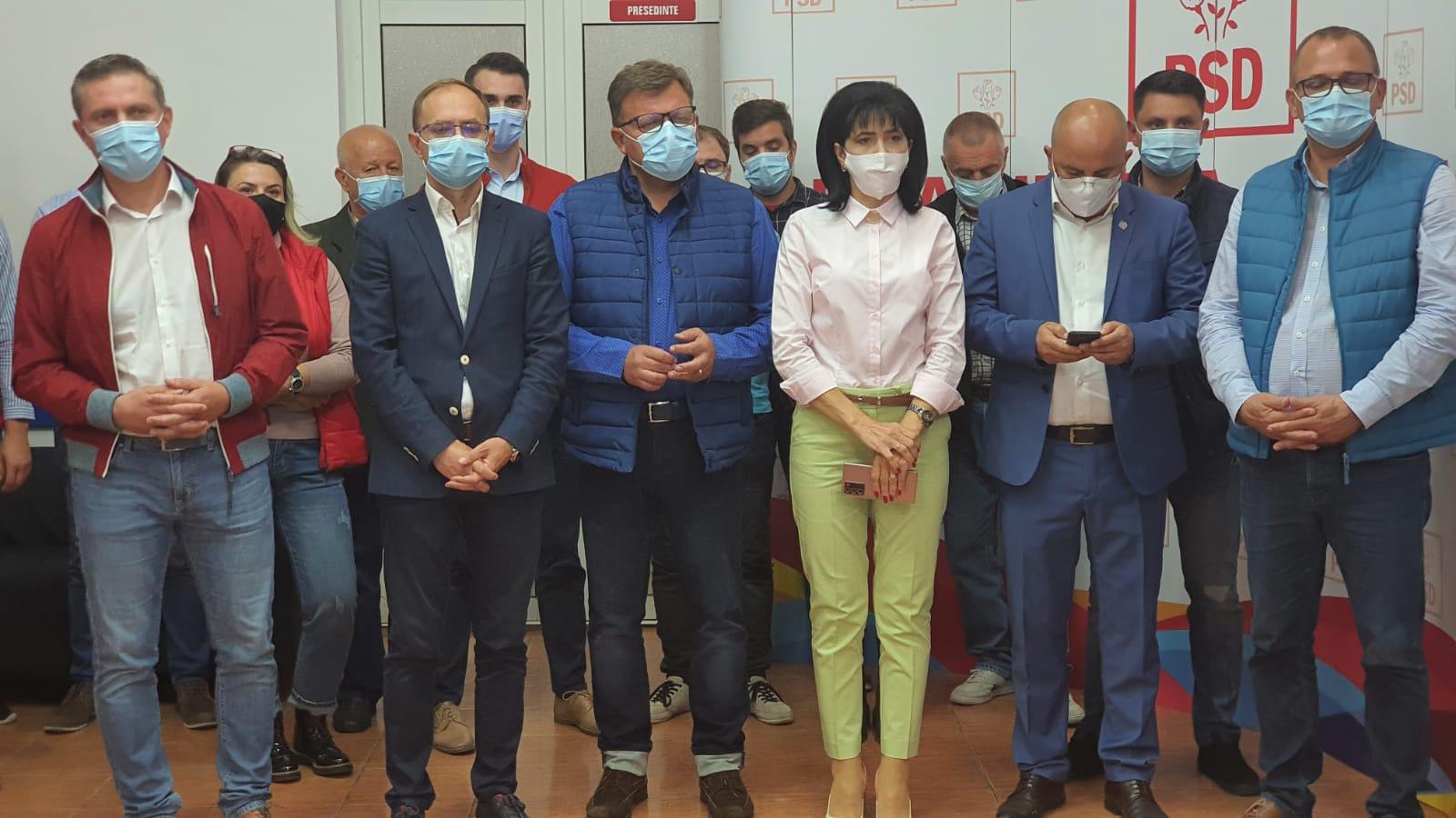 PSD face alianță cu Pro România la municipiu și cu ALDE la județ