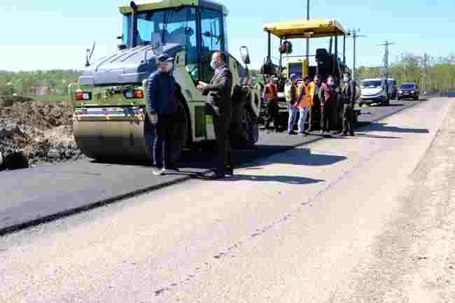 Încep lucrările de modernizare a drumurilor județene  Corlăteni – Dimăcheni și Coțușca – Ghireni