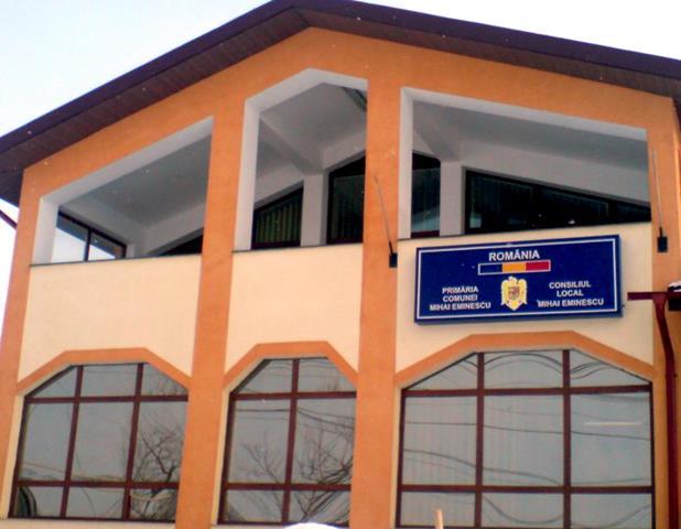 Primăria comununei M. Eminescu: Anunţ cu privire la distribuirea măştilor de protecţie