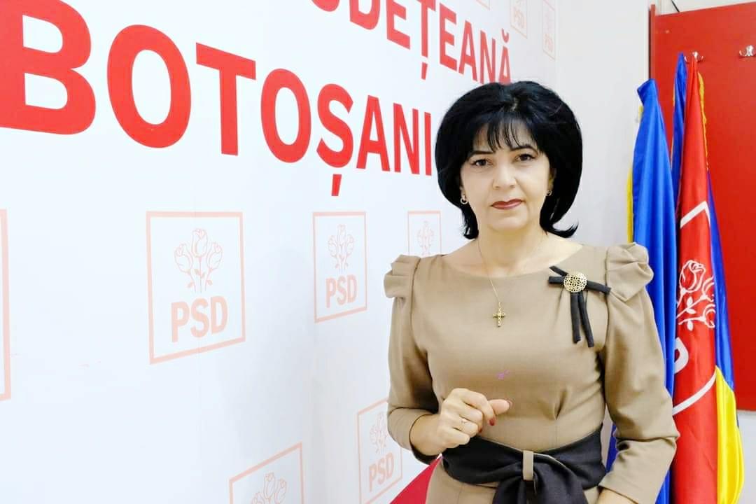 """Doina Federovici: """"Toți pacienții trebuie tratați cu respect în unitățile sanitare și în secțiile Spitalului Județean Botoșani, fără niciun fel de discriminare"""""""