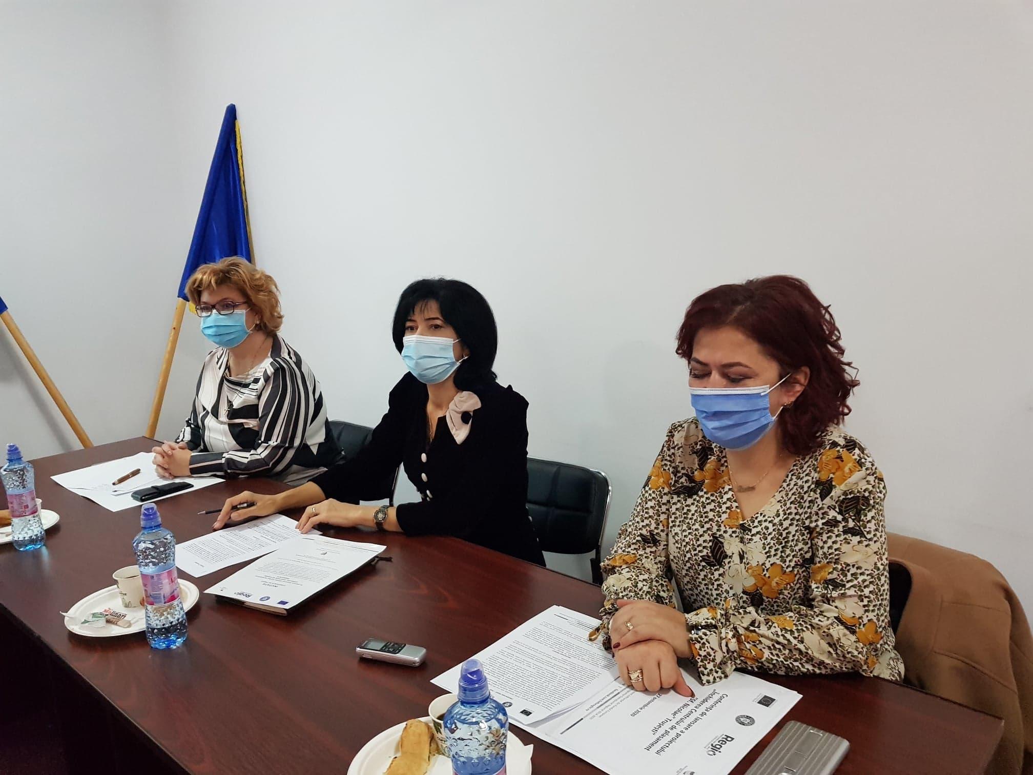 """Președintele Consiliului Județean Botoșani,  Doina-Elena Federovici prezentă la lansarea proiectului """"Închiderea Centrului de Plasament """"Sfântul Nicolae"""" Trușești"""""""