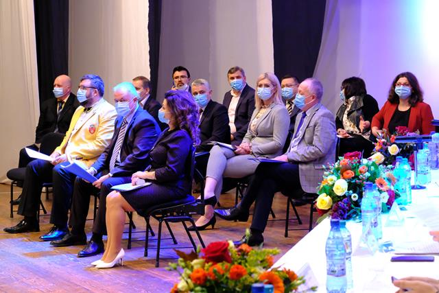 FOTO/  VEZI componența Consiliului Local al Municipiului Botoșani
