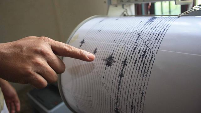 Cinci cutremure în noaptea de joi spre vineri