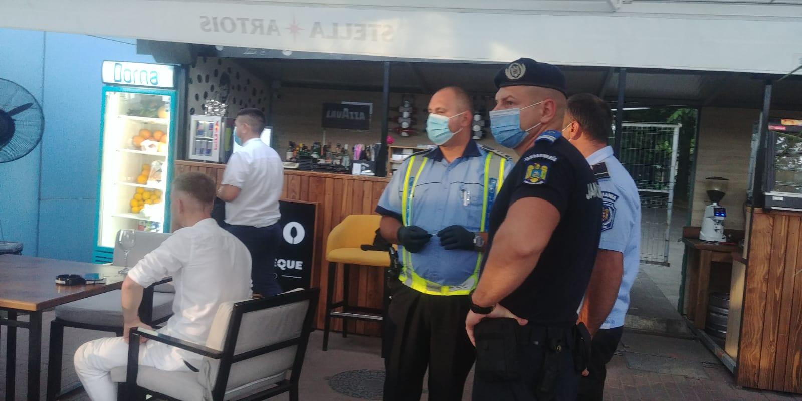 Botoșăneni sancționați pentru încălcarea măsurilor impuse în contextul stării de alertă
