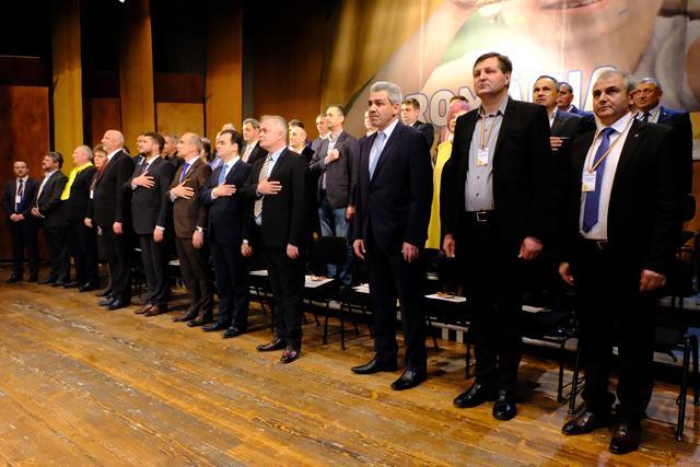 Partidului Național Liberal a validat lista pentru Senat și Camera Deputaților