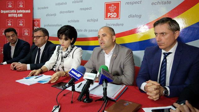Organizația PSD Botoșani își decide astăzi candidații pentru parlamentare