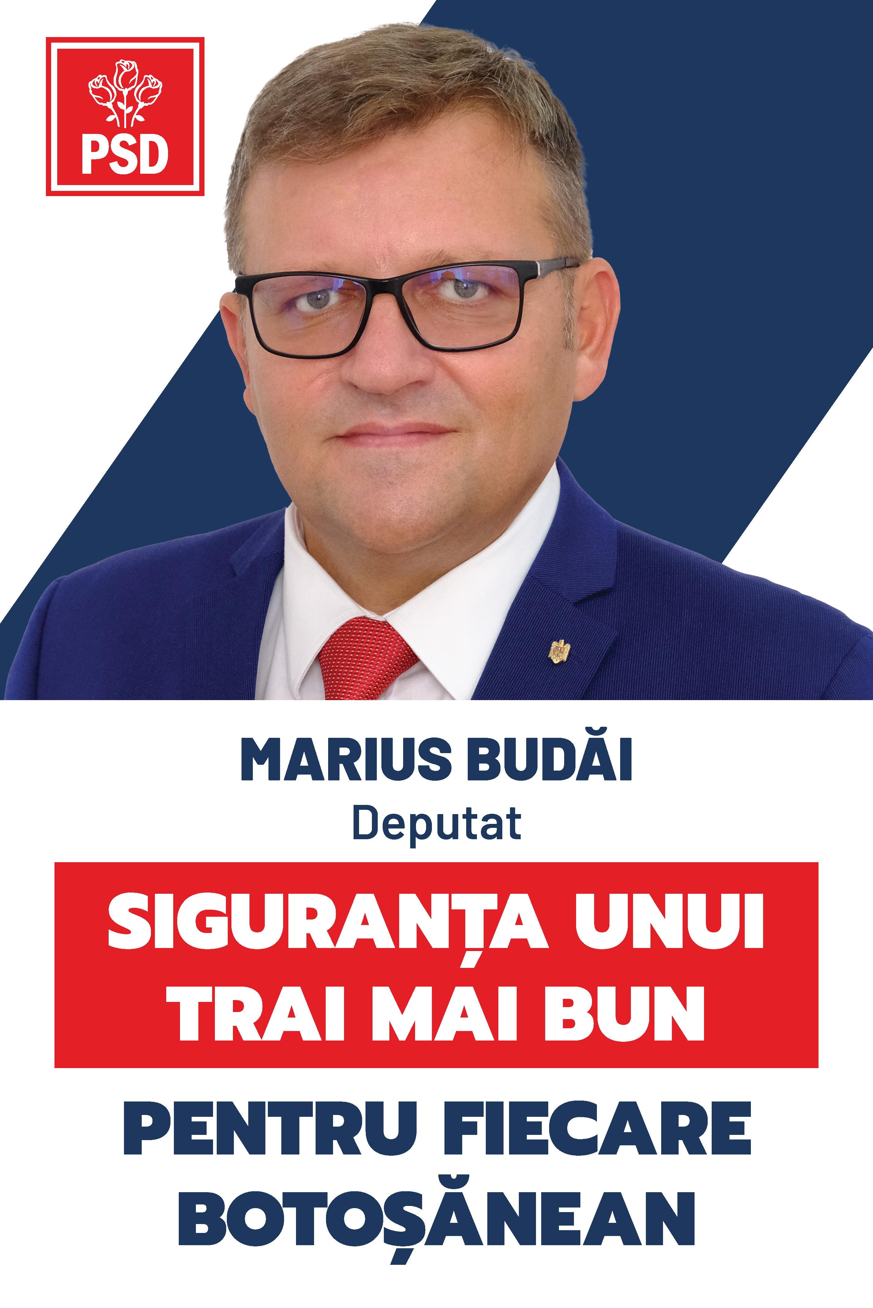 """PSD le garantează botoșănenilor și tuturor românilor siguranța locurilor de muncă prin Programul ,,Muncă și Demnitate Socială"""", în timp ce PNL a generat peste 800.000 de șomeri"""