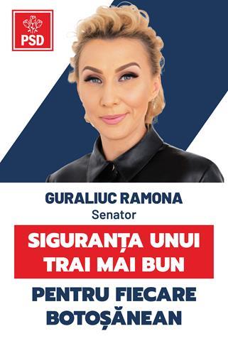 """Ramona Guraliuc, medic primar, șef UPU-SMURD, candidat PSD la Senat: """"PSD este singurul partid responsabil care se gândește în primul rând la viața și sănătatea românilor"""""""