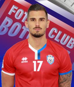 Marko Dugandzic pleacă de la FC Botoșani