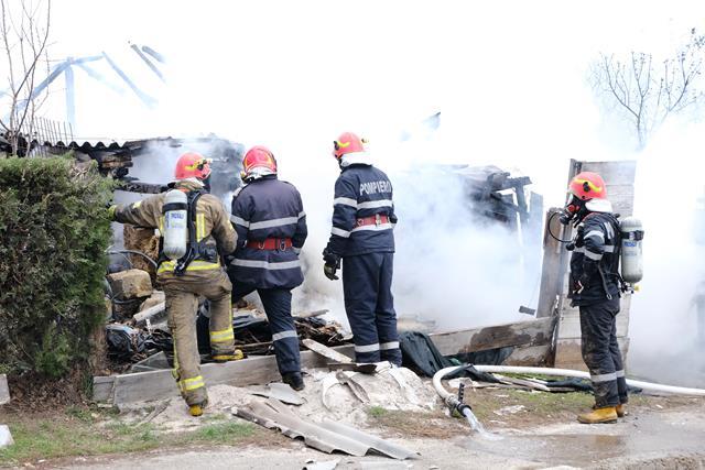 Fără incendii în opt comune din județ