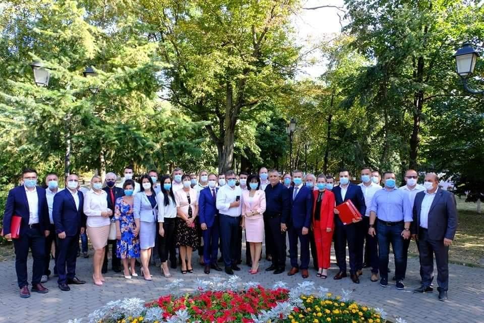 Consiliul Politic Național al PSD a validat candidații social-democrați de la Botoșani pentru Parlamentul României