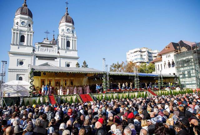 Reacția Mitropoliei Moldovei și Bucovinei după ce Raed Arafat a anunțat că la Sfânta Parascheva vor avea voie doar locuitorii Iașiului