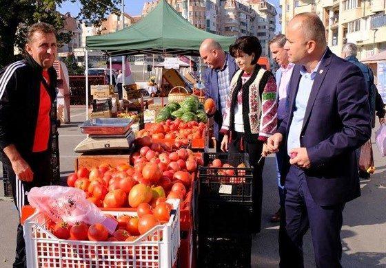 """Lucian Trufin: """"Liberalii au găsit focarele de infecție cu Covid 19 – piețele agroalimentare!"""""""