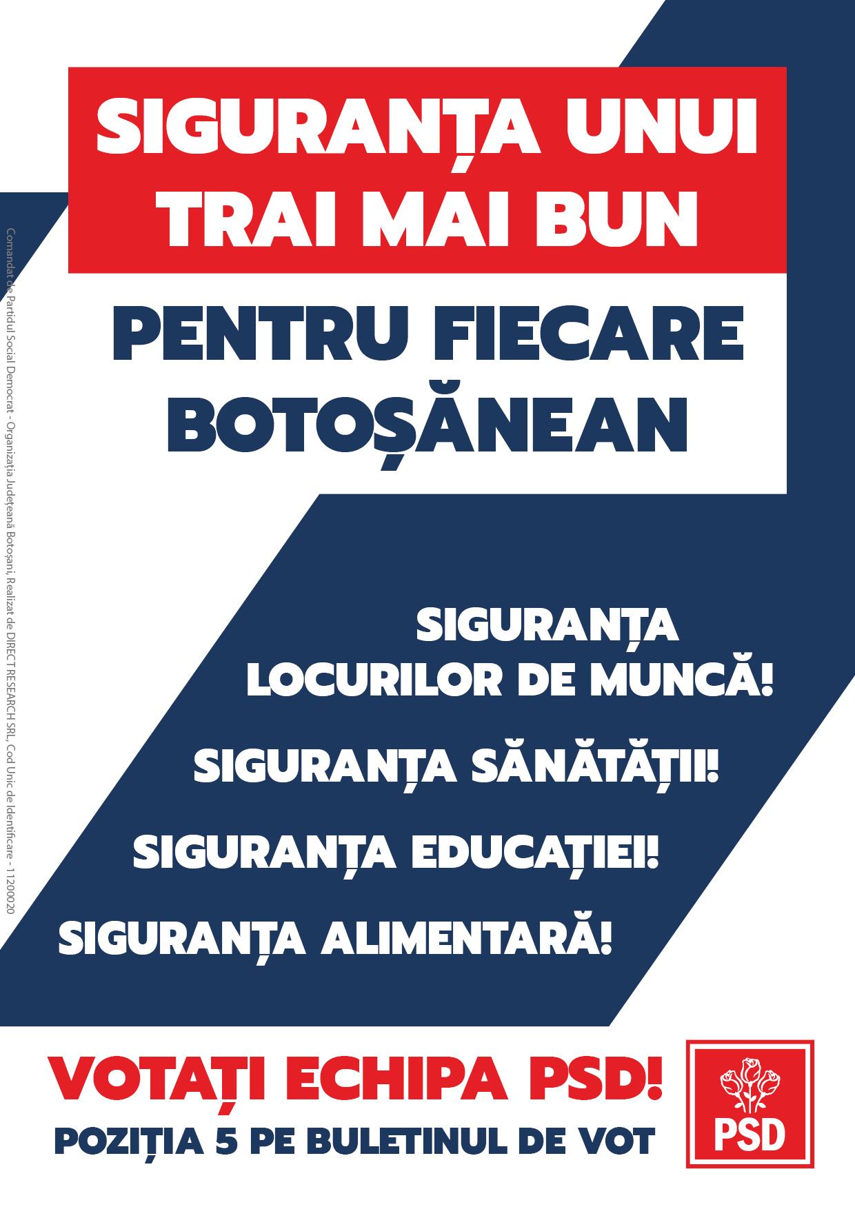 (P)   PSD a lansat programul de guvernare pentru următorii 4 ani care vine cu soluții pentru salvarea sănătății, educației și locurilor de muncă care au fost devastate de PNL