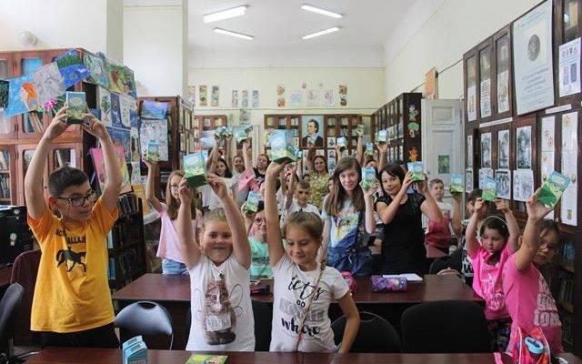 """""""Lectură în direct"""" la Biblioteca Județeană Botoșani"""