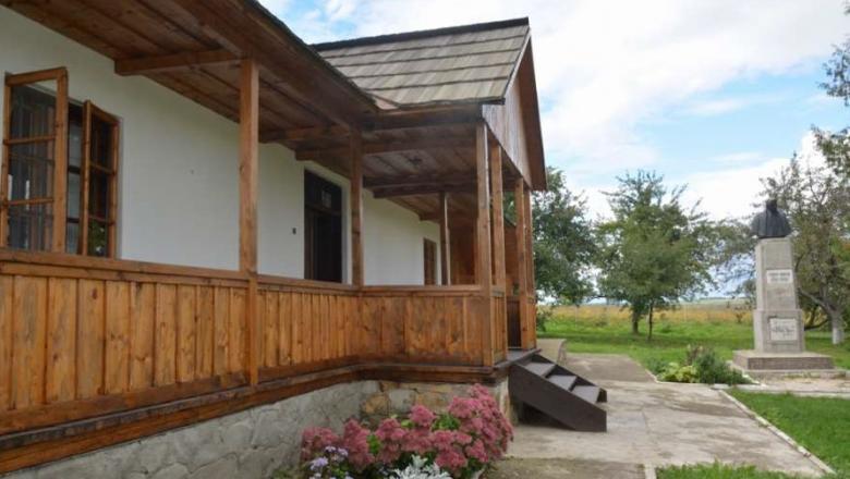 """Bani europeni pentru restaurarea Casei Memoriale """"George Enescu"""" din Liveni"""