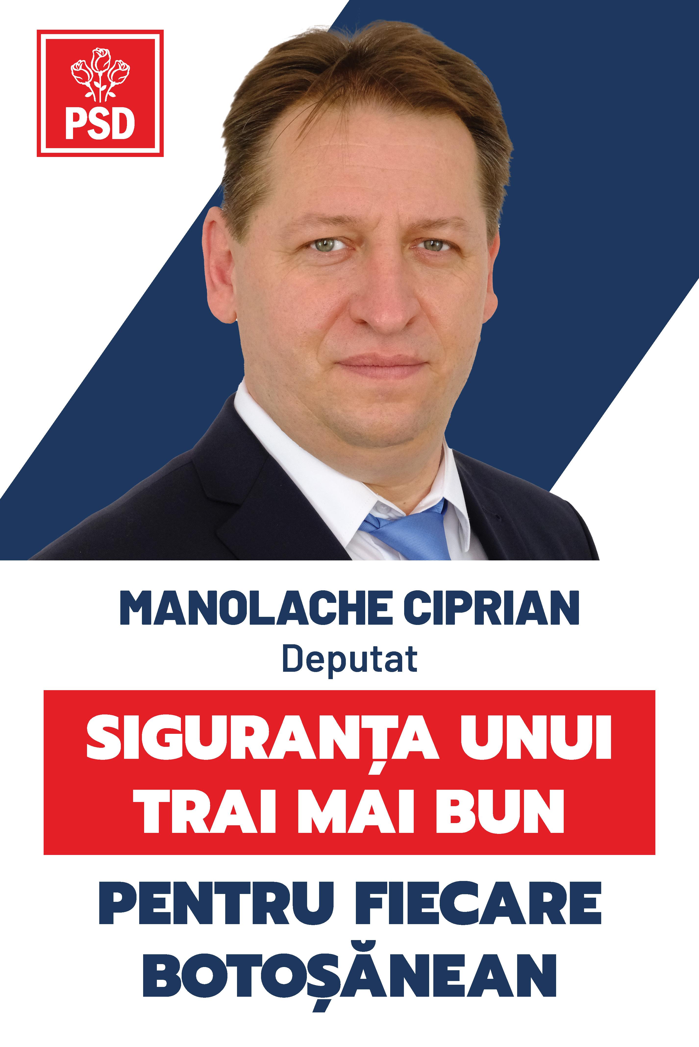 """(P)  Ciprian Manolache, profesor, candidat PSD pentru Parlament: """"Premierul Orban a inaugurat sediul de campanie al PNL București, dar nicio școală sau grădiniță nouă"""""""