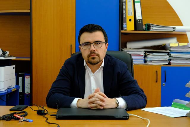 """Bogdan Buhăianu, viceprimarul municipiului Botoșani: """"""""Am venit cu entuziasm în cadrul echipei Primăriei Botoșani"""""""