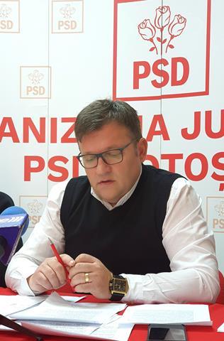 Aghiotanții de lux ai lui Orban îi jignesc pe botoșăneni în ultimul hal și îi fac analfabeți, iar pe cadrele medicale din Botoșani picate din lună! Să vă fie rușine politrucilor!