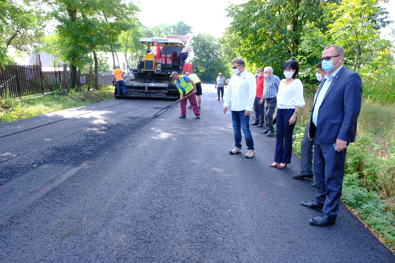 Modernizarea drumurilor județene, o prioritate pentru Consiliul Județean Botoșani
