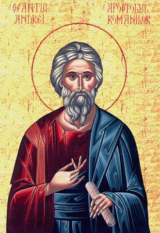 CALENDAR/ Pe 30 noiembrie, creștinii sărbătoresc ziua Sfântului Apostol Andrei