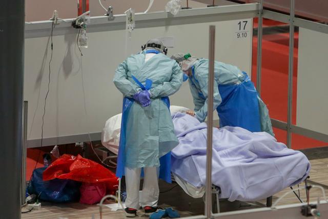 Spitalul de Pneumoftiziologie din Botoșani a cumpărat 12   concentratoare de oxigen