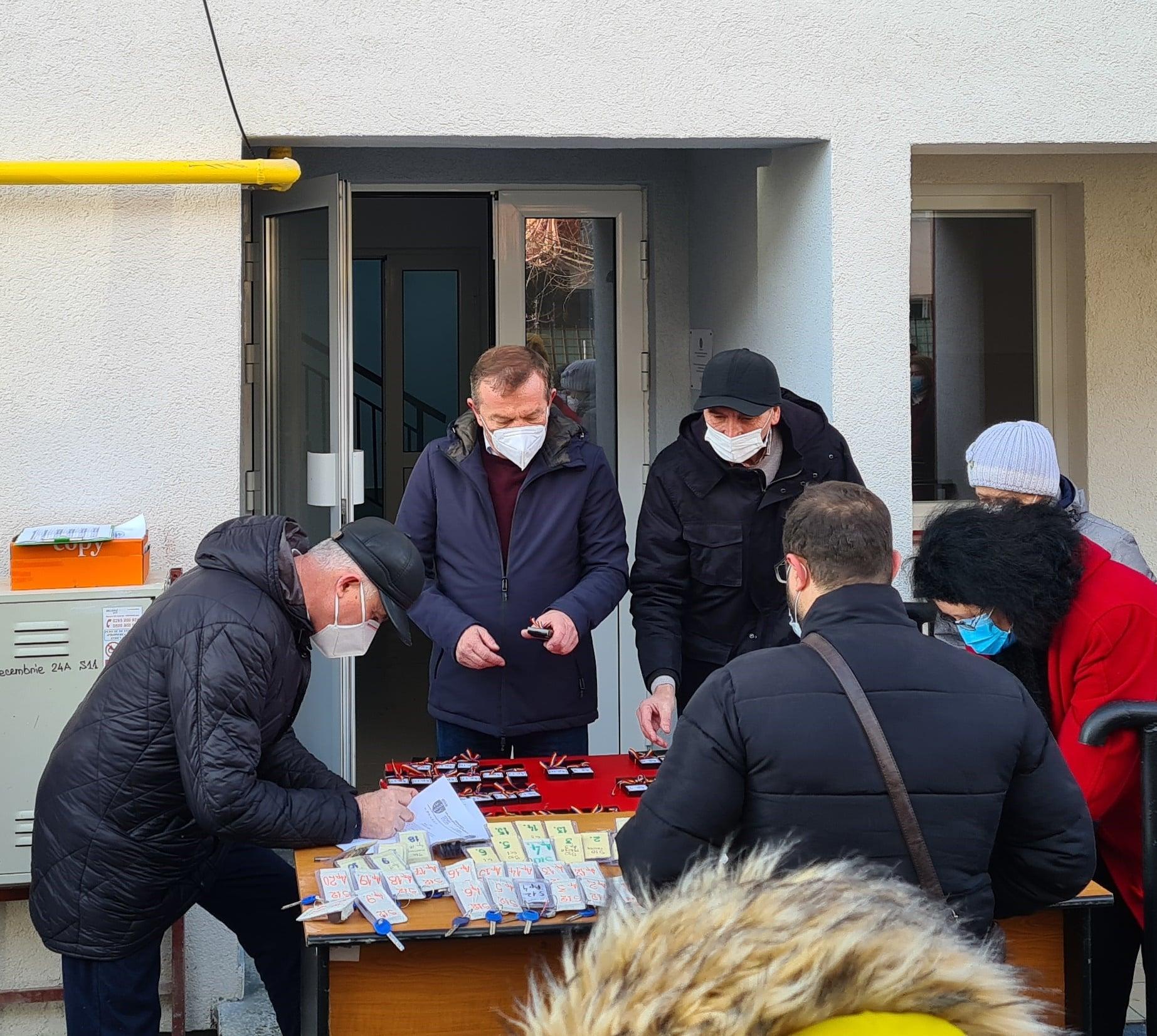 Locuințe noi pentru 60 de familii din Dorohoi