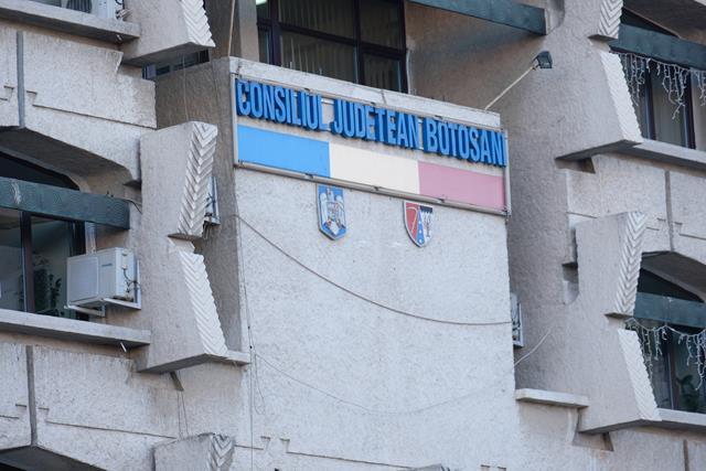 Consiliul Județean Botoșani îngheață taxele și tarifele pentru 2021