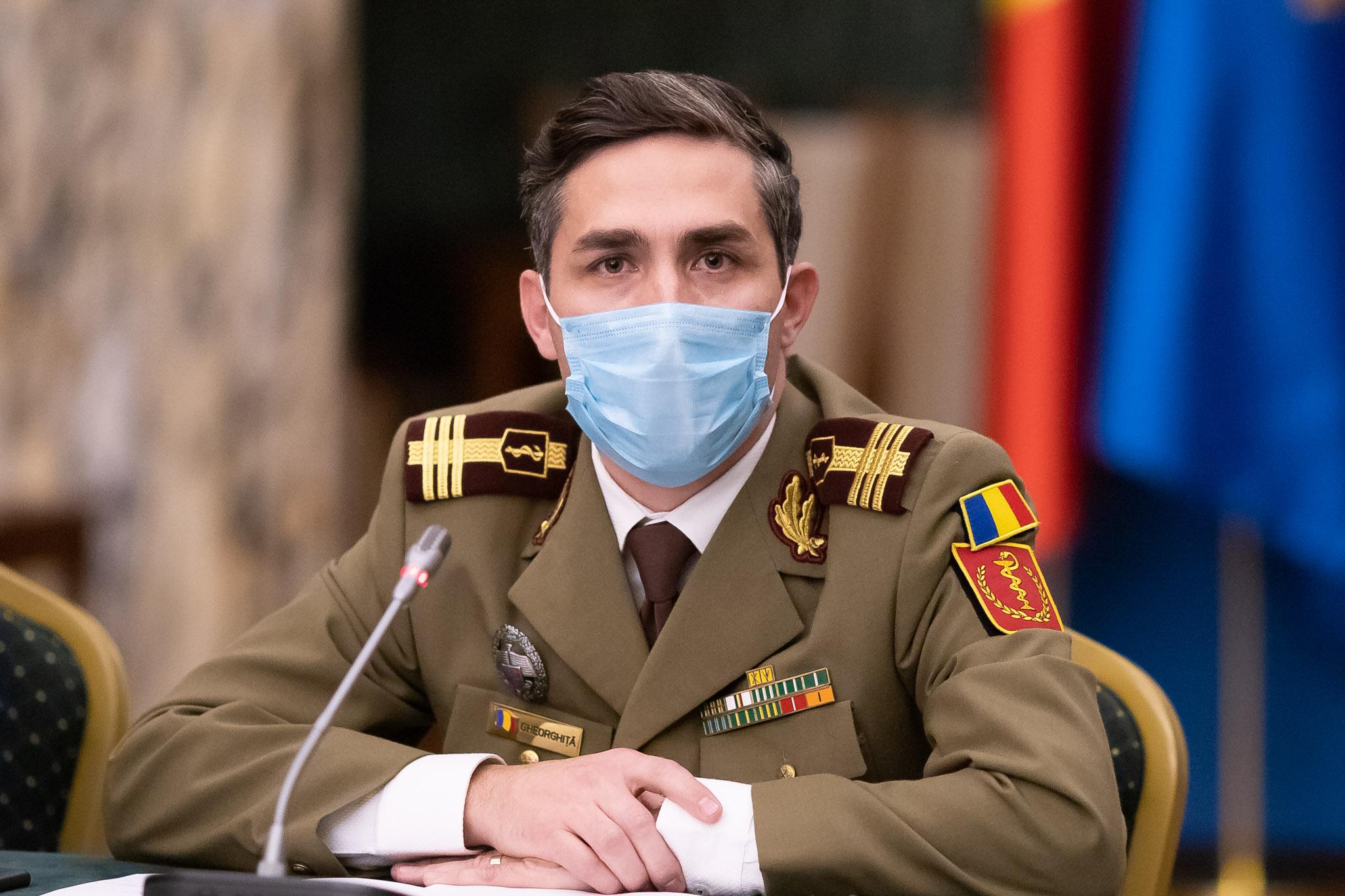 """Dr. Valeriu Gheorghiţă: """"România poate începe vaccinarea anti-COVID pe 27 decembrie"""""""