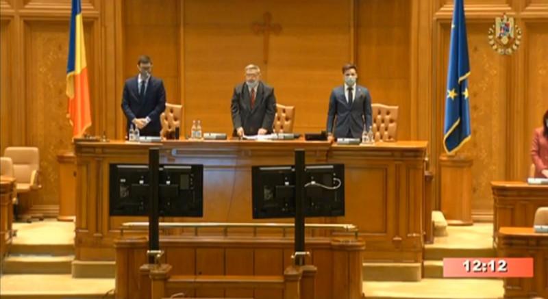 Primul circ în Parlament: Federov, deputatul AUR , trimis de botoșăneni în parlament, A OBOSIT