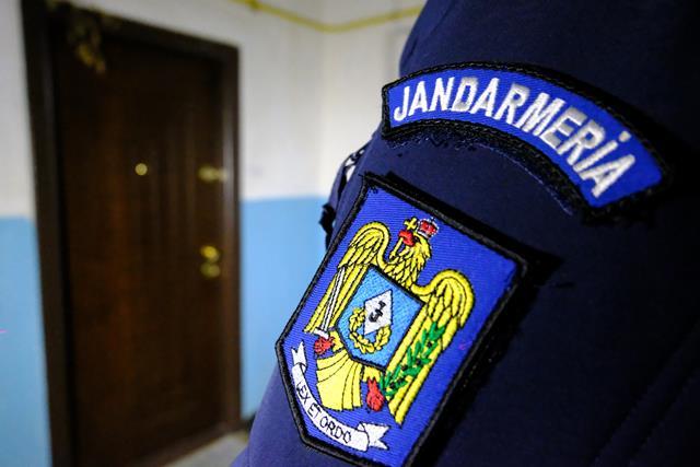Misiunile jandarmilor botoșăneni în luna noiembrie