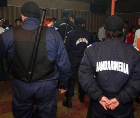 Scandal izbucnit pe strada Sucevei, aplanat de jandarmi