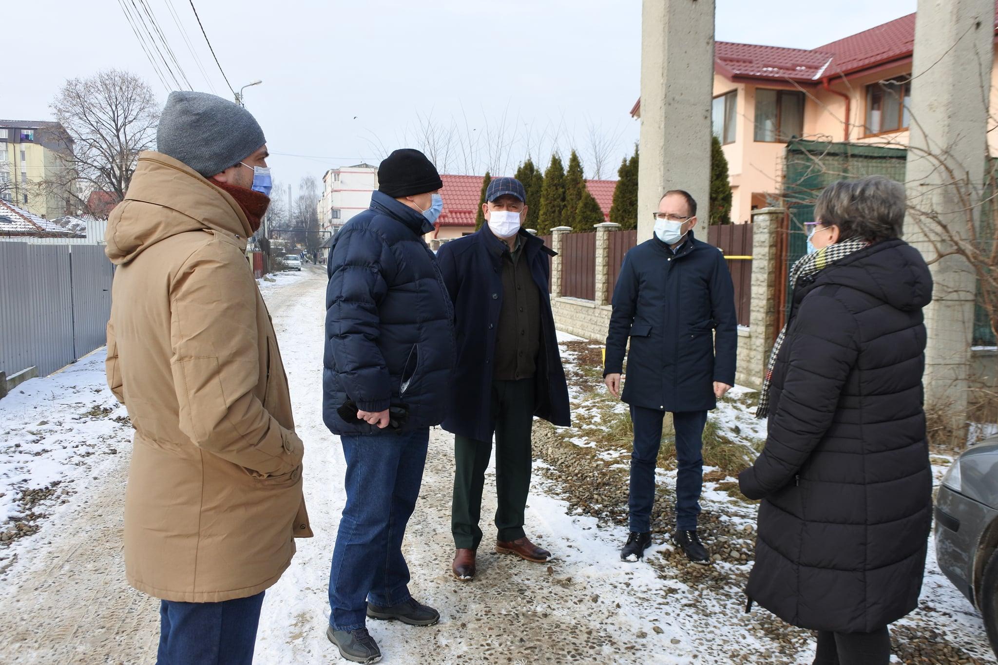 Cinci operatori interesați pentru reabilitarea zonei de pe strada Adrian Adamiu