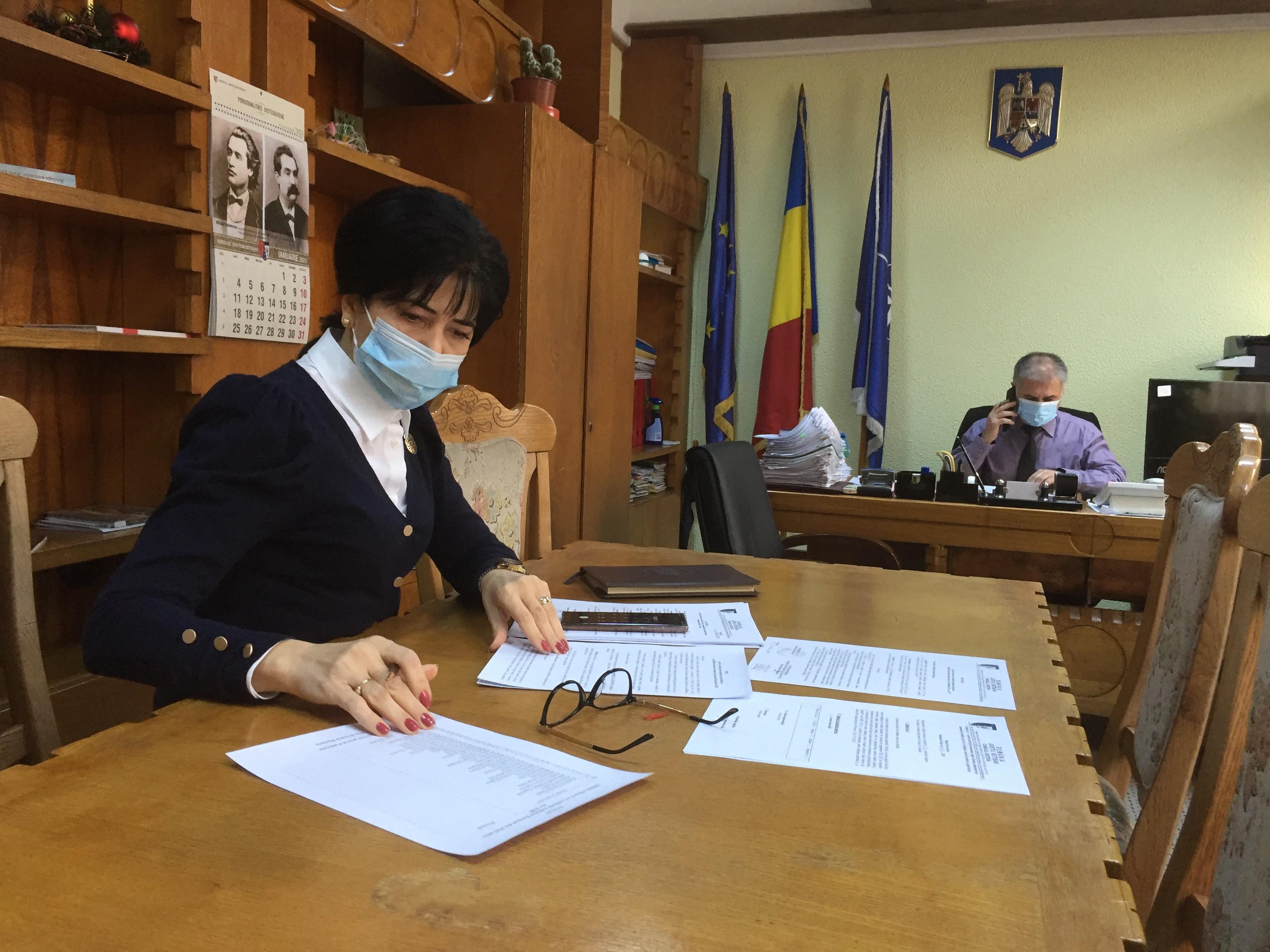 """Consiliul Județean a aprobat parteneriatul cu ADR Nord-Est pentru Drumul """"Vămii"""" și modernizarea Memorialului Ipotești"""