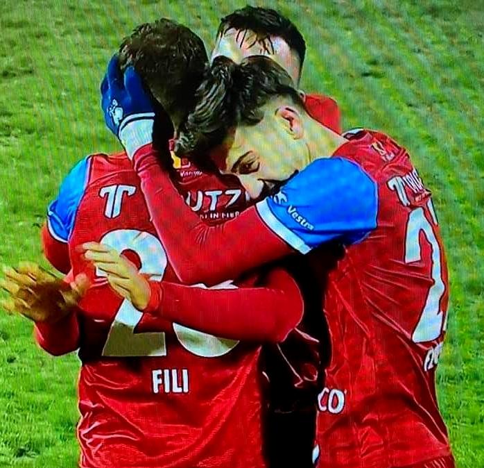 VICTORIE la LIMITA pentru botoșăneni: FC Botoșani – Hermannstadt 1-0