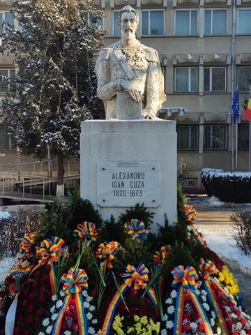 Unirea Principatelor Române – 162 de ani/ Ceremonii restrânse, concerte şi spectacole în condiţii speciale