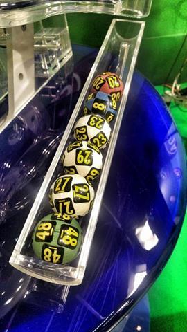 Numerele câştigătoare la Loto 6 din 49 şi Joker