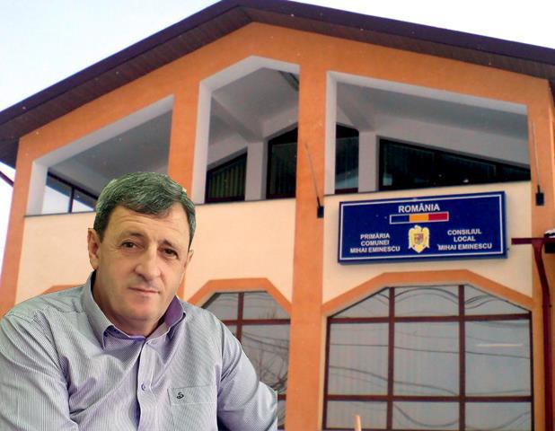 """Verginel Gireadă, primarul comunei Mihai Eminescu:  """"Veștile bune continuă să apară pentru cetățenii comunei. Avem în derulare 4 proiecte importante ce se vor realiza prin Compania Națională de Investiții"""""""