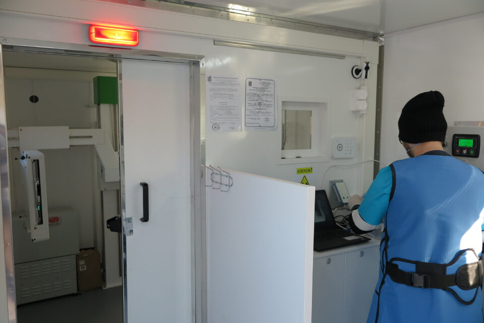 2.030 de botoșăneni au beneficiat de servicii medicale prin intermediul Caravanei Screening TB
