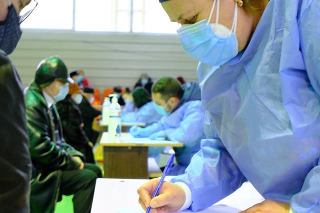 COVID-19: VEZI comună în care s-a înregistrat cea mai ridicată rată de infectari din ultimele ore