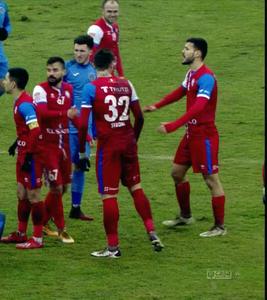 ACADEMICA CLINCENI – FC BOTOSANI 2-1. Botosanenii rateaza locul de paly-off