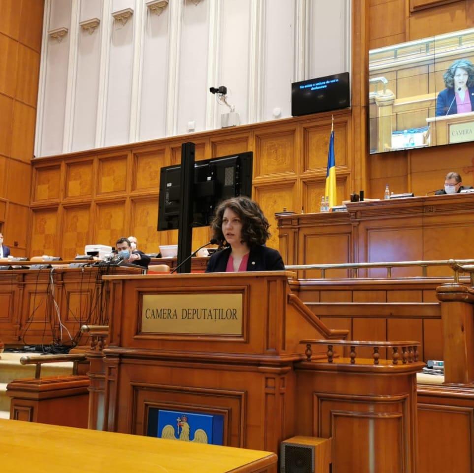 """Alexandra Huțu, PSD: """"Decizia Guvernului Austerității Naționale de tăiere a Bugetului Sănătății este cinică!"""""""