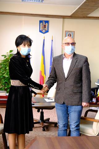 VIDEO/FOTO  Astăzi a fost desemnat noul Administrator Public al Județului