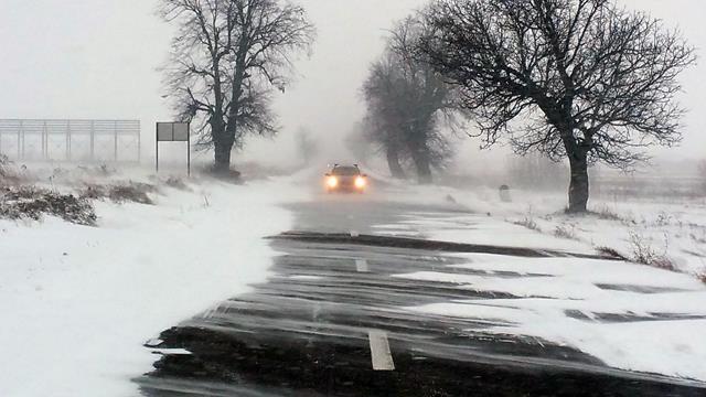 Alerta meteo de vreme severă: ninsori, viscol şi ger în toată ţara timp de 48 de ore