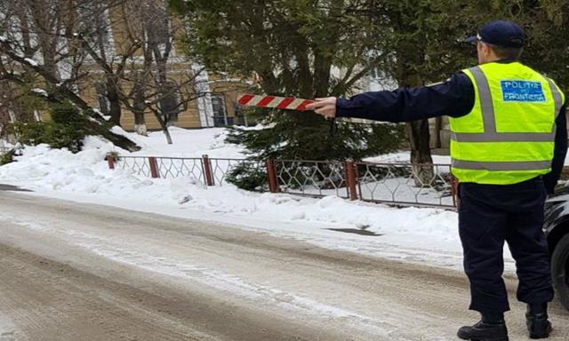 În drum spre Republica Moldova, cu un autoturism radiat din circulație