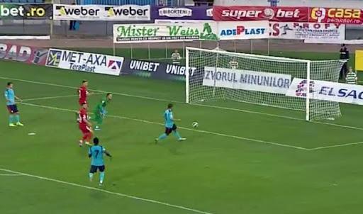 Botosanenii din nou pe loc de play-off: FC Botoșani-Chindia Târgoviște, scor 3-2