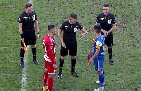 """UTA ARAD-FC BOTOSANI 0-0. MARIUS CROITORU: """"Am venit să câștigăm, dar din păcate atât s-a putut. Este ok, am luat un punct, mergem mai departe"""""""