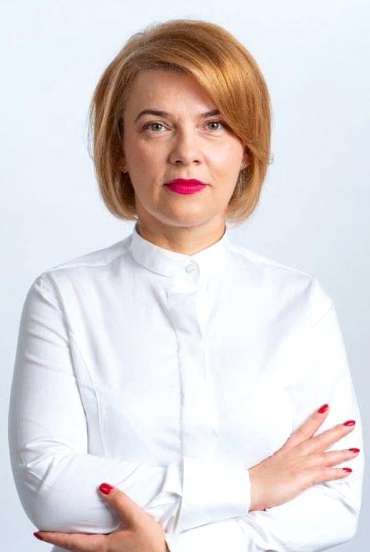 Magda Oleniuc este noul subprefect al Județului Botoșani, din partea filialei PLUS