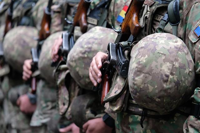 FII CEL MAI BUN!  Alege o carieră plină de satisfacții – cariera militară!